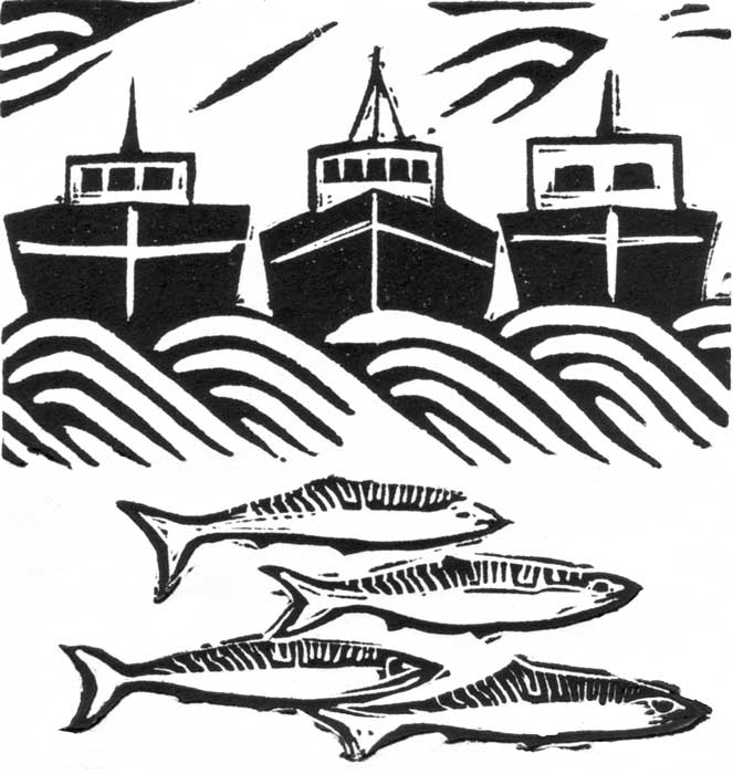 the fleet - llinocut