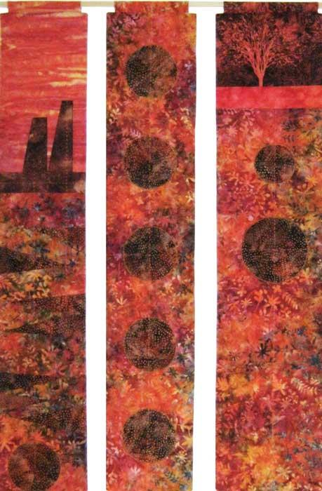 kilmartin triptych ii