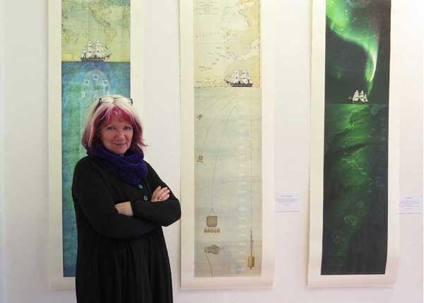 Alice Strange - artist