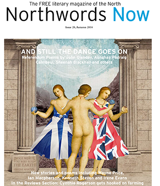 Northwords now cover Issue 28