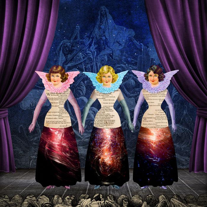 weyward sisters